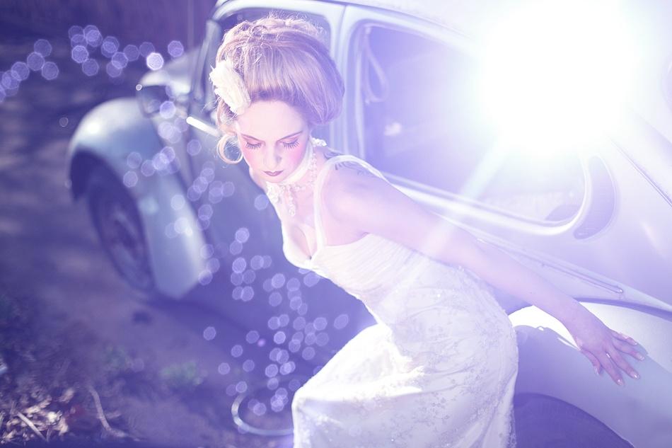 A piece of fine art art photography titled Shine a Light On Me by Reinhard Block