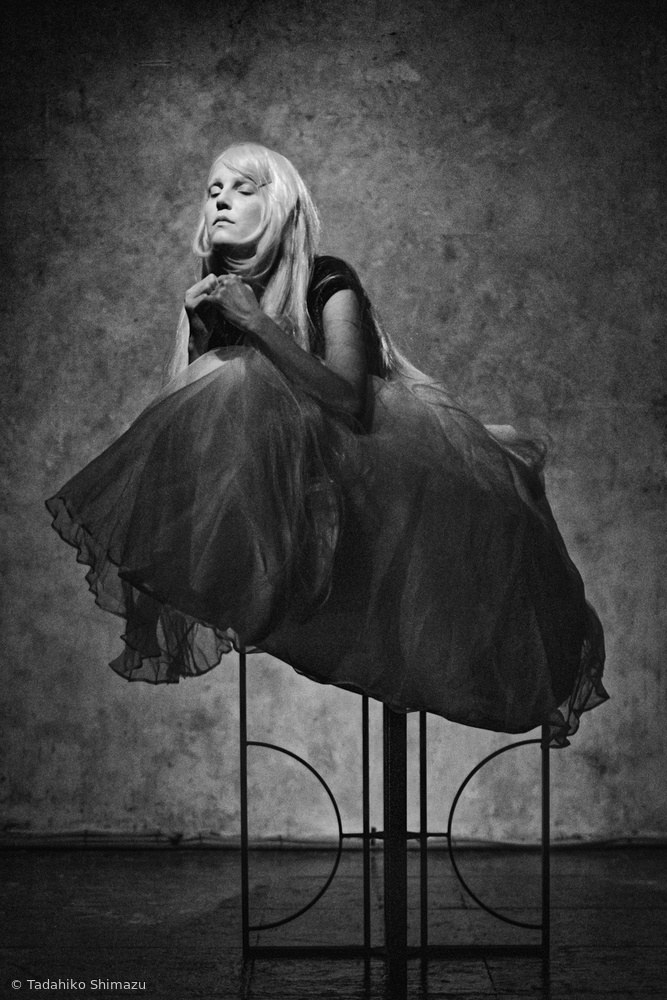 View this piece of fine art photography titled Butoh on the table by estherep