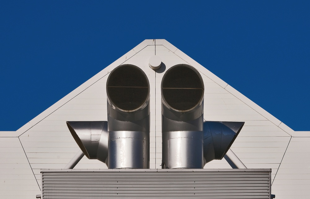 A piece of fine art art photography titled Pipes by Henk van Maastricht