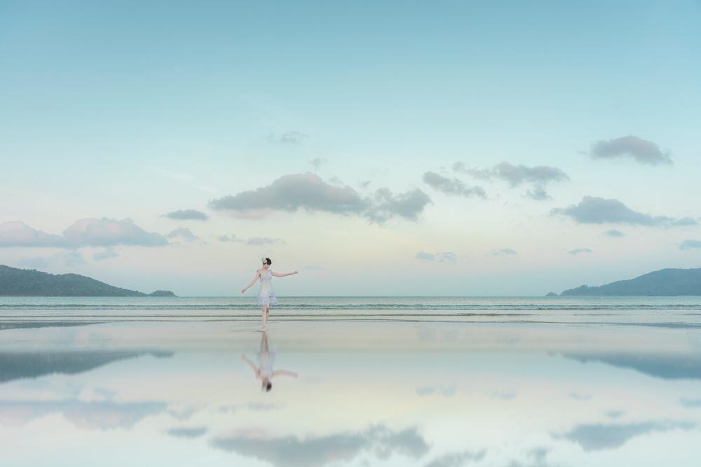 a Quiet Sea