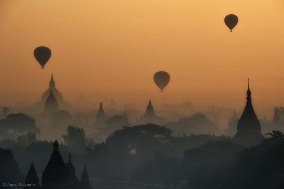 Good Morning Bagan