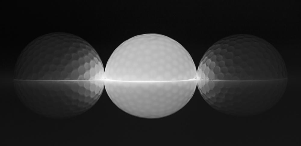 A piece of fine art art photography titled Balls by Wieteke de Kogel