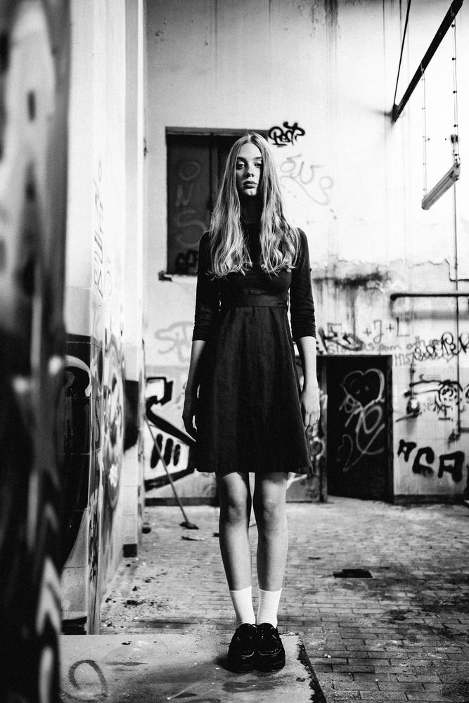 A piece of fine art art photography titled Dana by Holger Nitschke