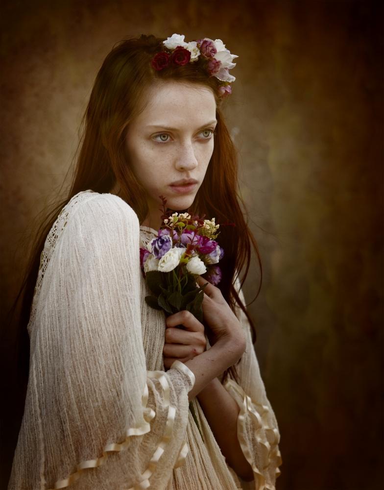 A piece of fine art art photography titled Profundidad by Eduardo Bodner