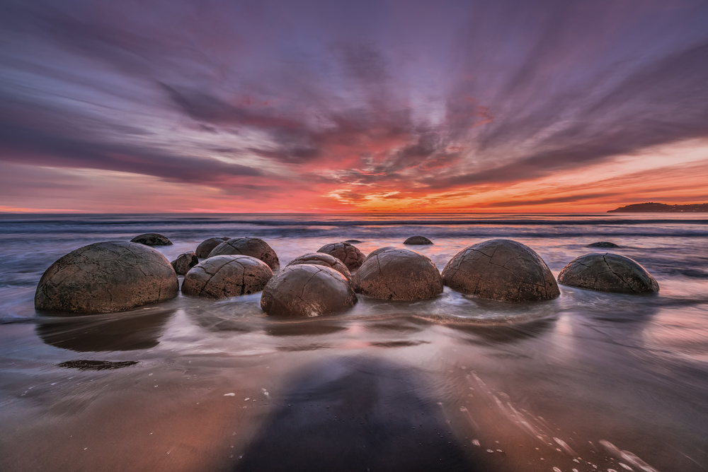 A piece of fine art art photography titled The Barrier by Andreas Agazzi