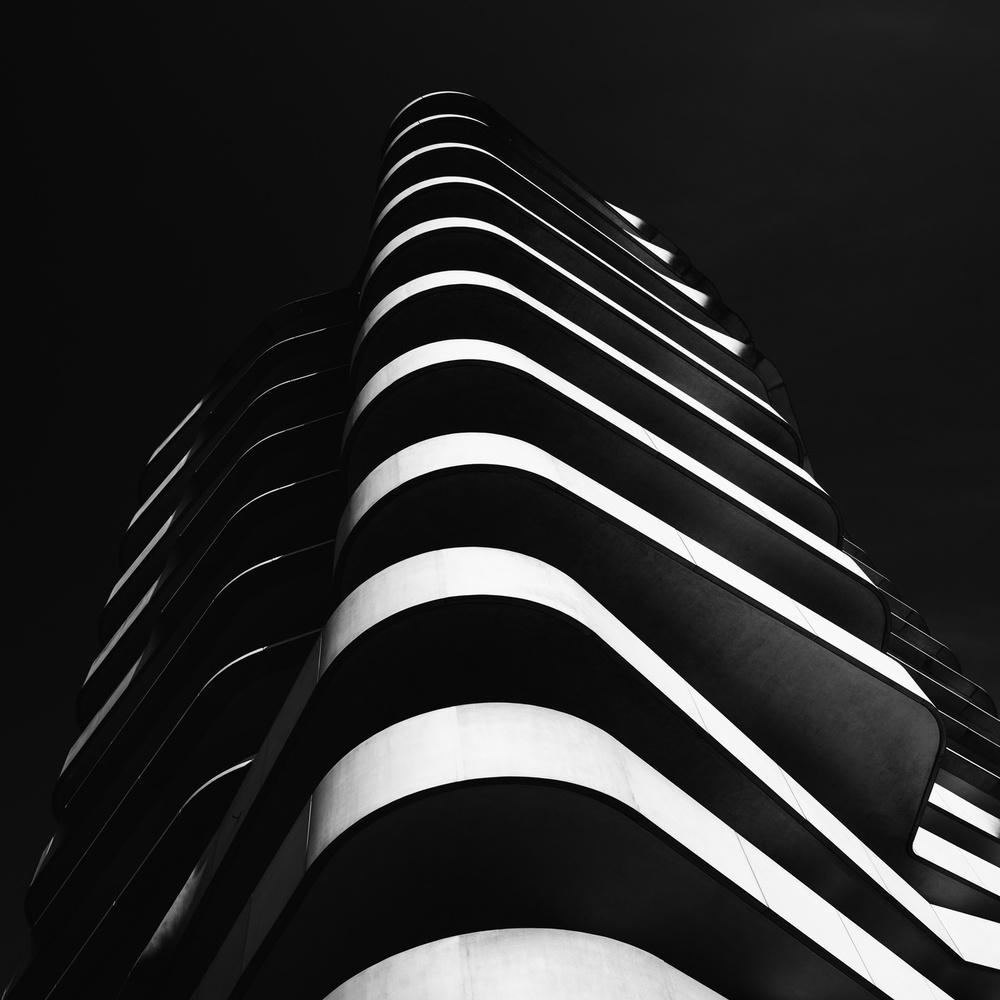 A piece of fine art art photography titled Convolution by Yann Loew
