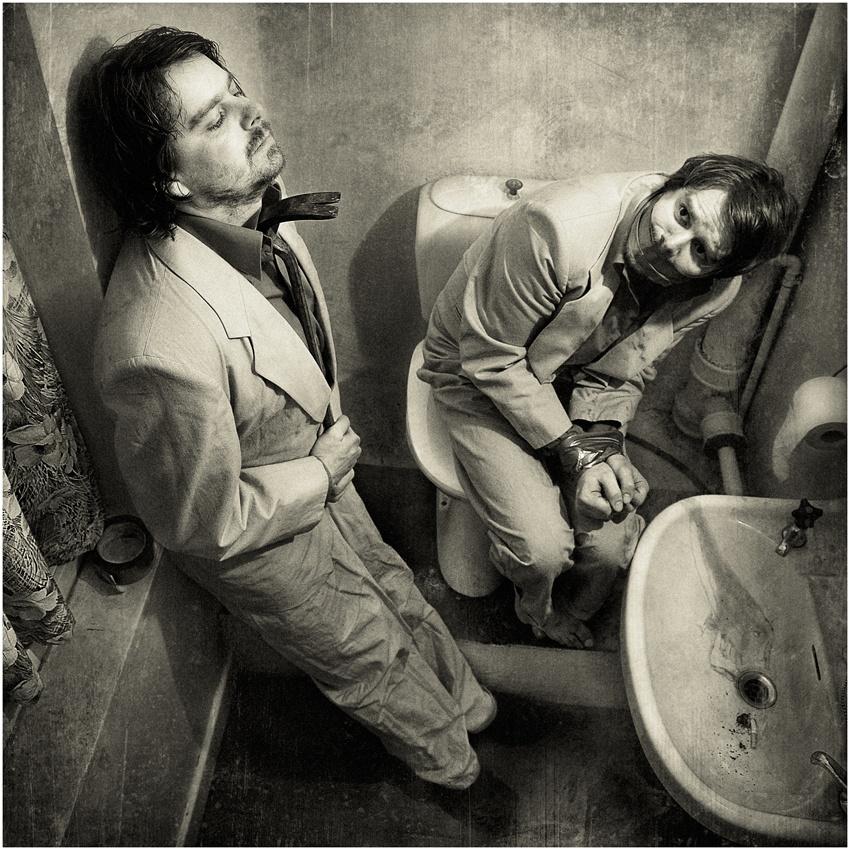 A piece of fine art art photography titled Split Personality by Mats Lilja