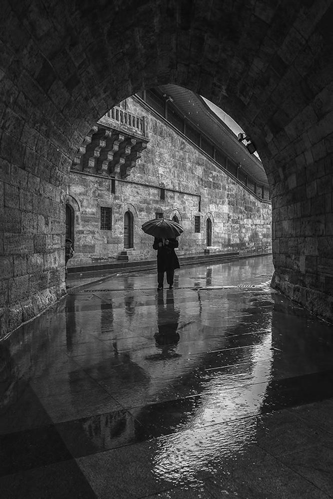 A piece of fine art art photography titled Untitled by namık toprakçı