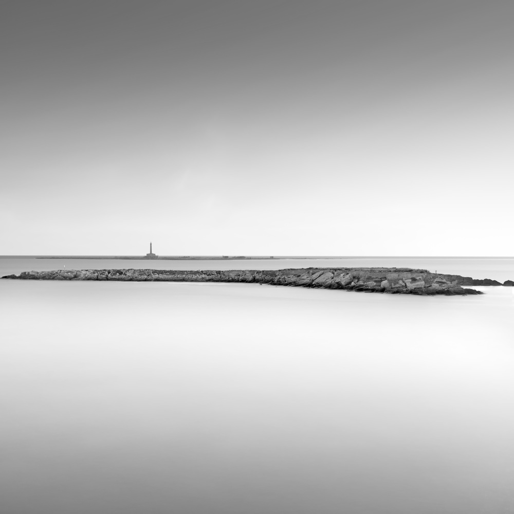 A piece of fine art art photography titled Good Place to Start by AntoTommasi