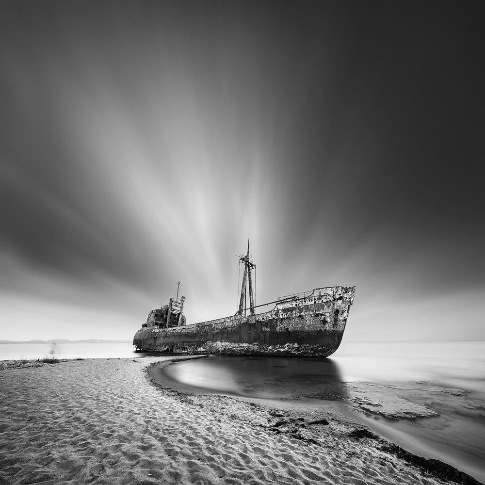 A piece of fine art art photography titled Hopes and Dreams by George Digalakis