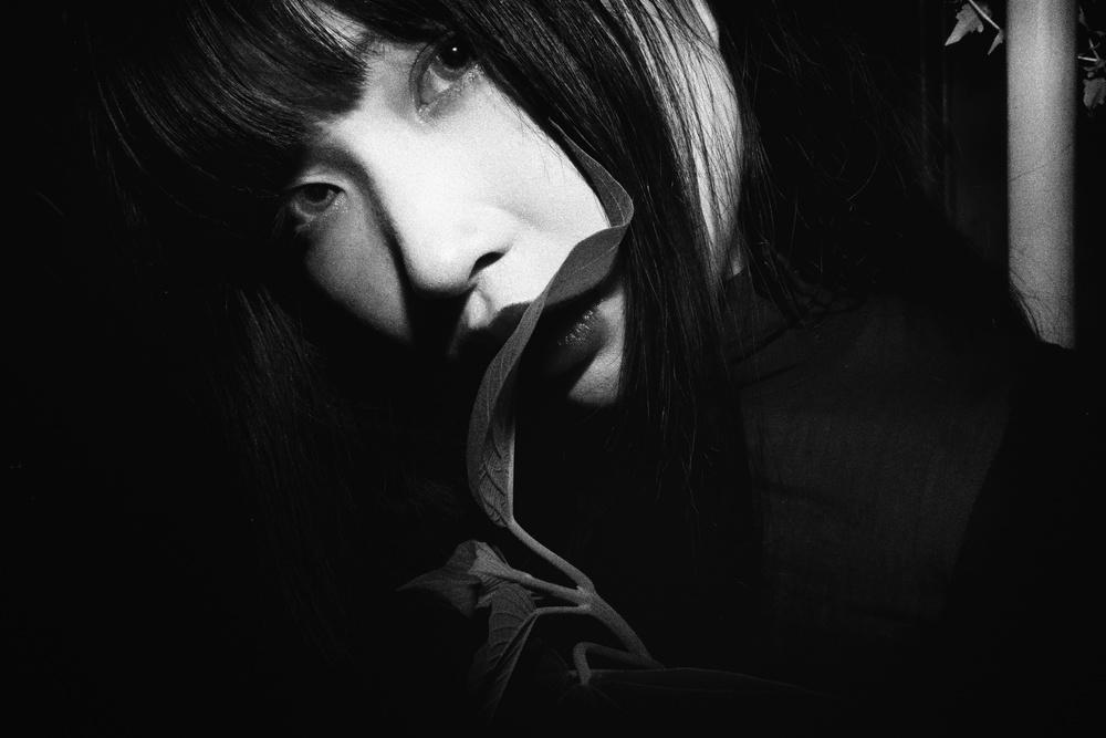 A piece of fine art art photography titled Natsuka by Tatsuo Suzuki
