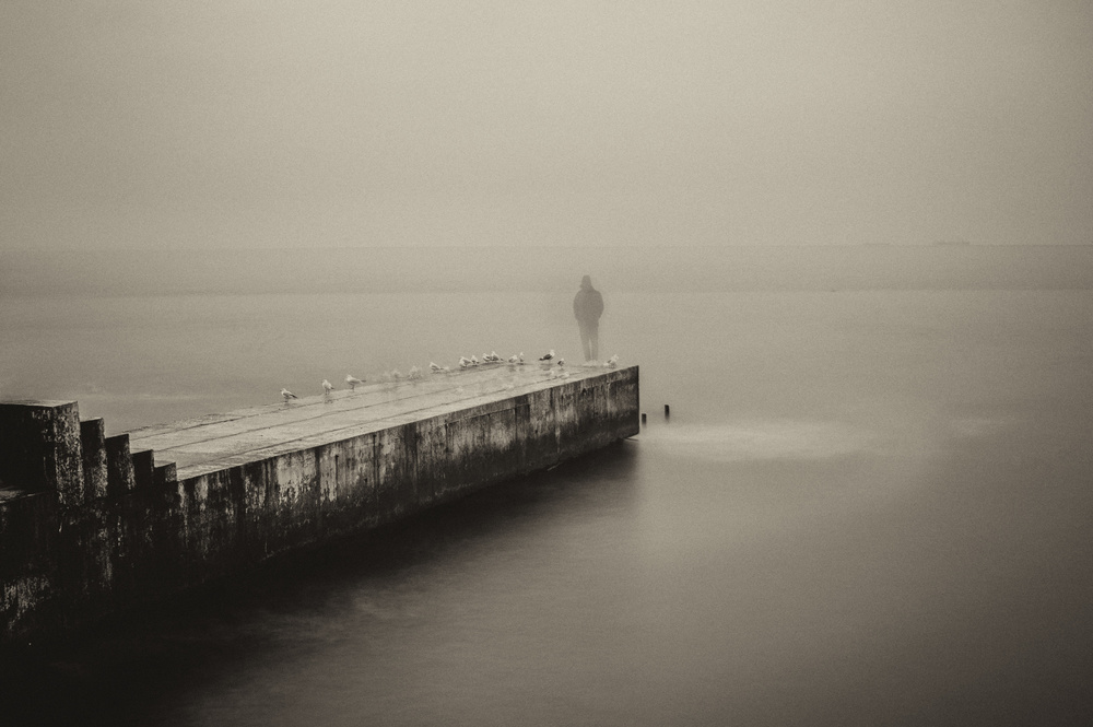 Ghoustly Pier: Loneliness