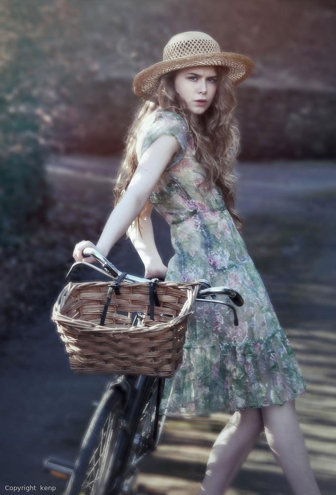 Jessica's bicycle
