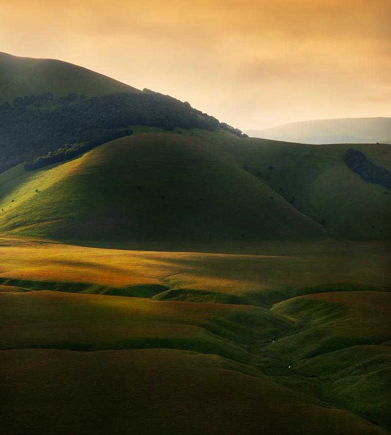 Imaginary landscapes ..