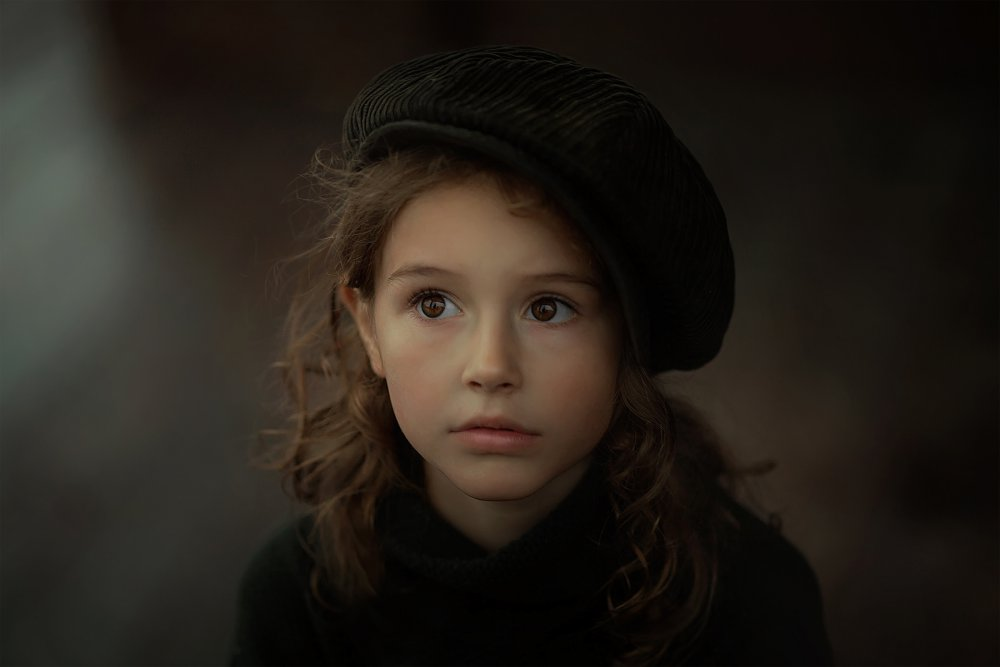 A piece of fine art art photography titled Darya by Anna Lipatova