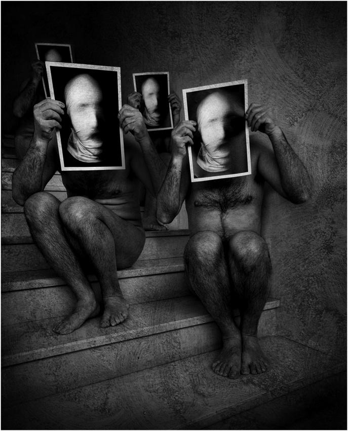 A piece of fine art art photography titled The Screams by FernandoG.