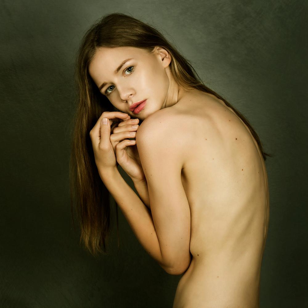 A piece of fine art art photography titled Anastacia by Mike Darzi
