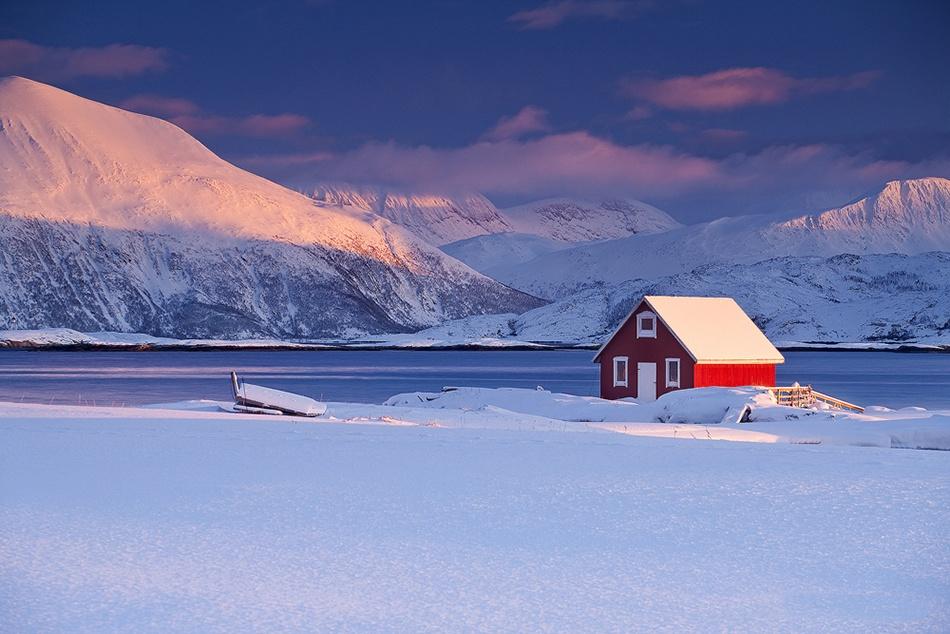 Arctic Rorbu