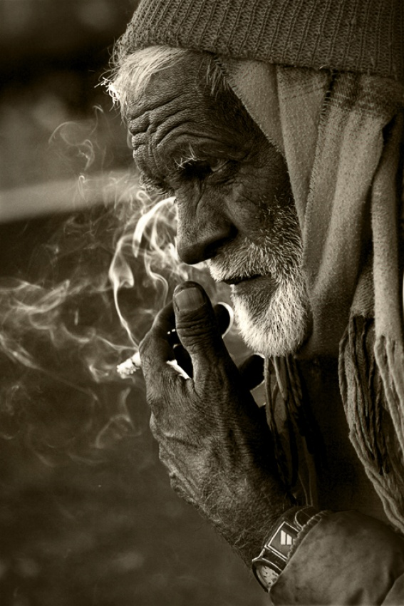 A piece of fine art art photography titled Old-Dragon by Zaigham Islam
