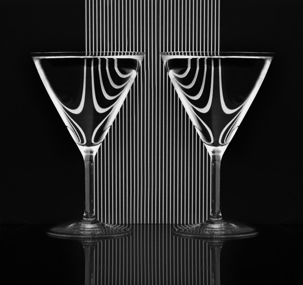 A piece of fine art art photography titled Symmetry by Friedhelm Hardekopf