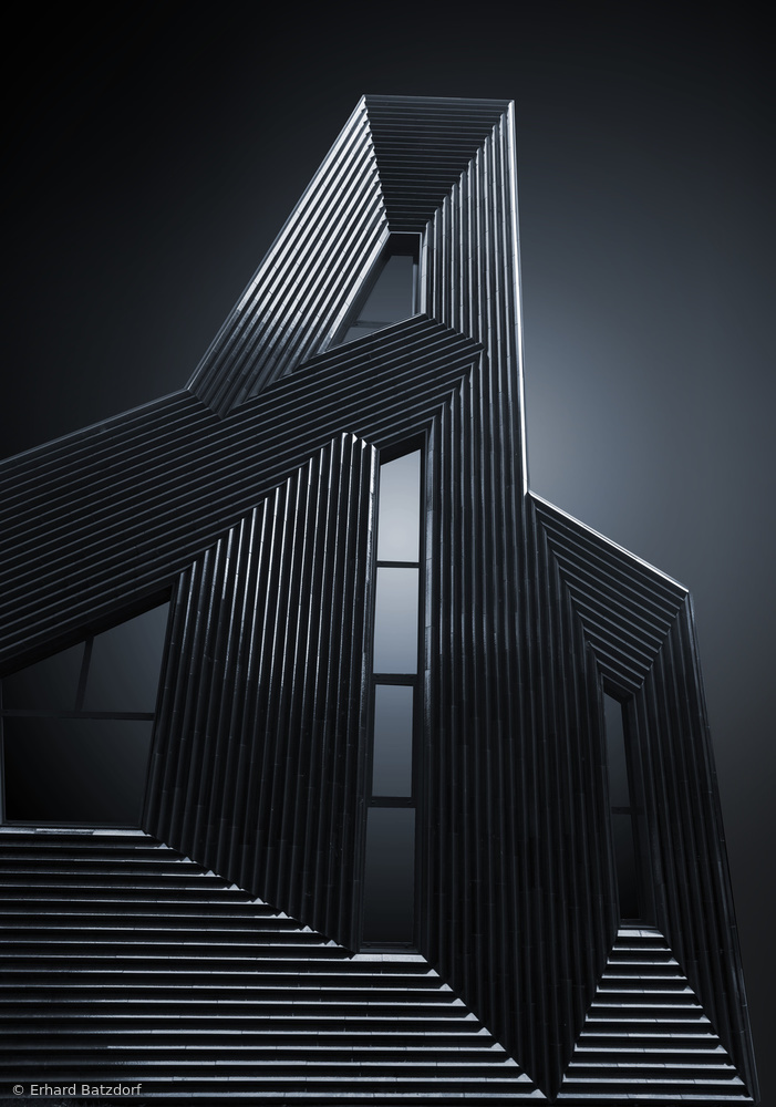 View this piece of fine art photography titled very special architecture by Hanaa Turkistani