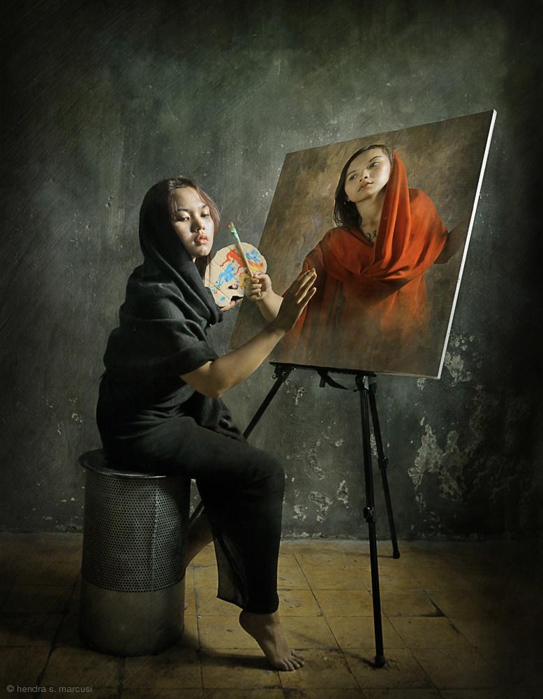 the painter's reverie