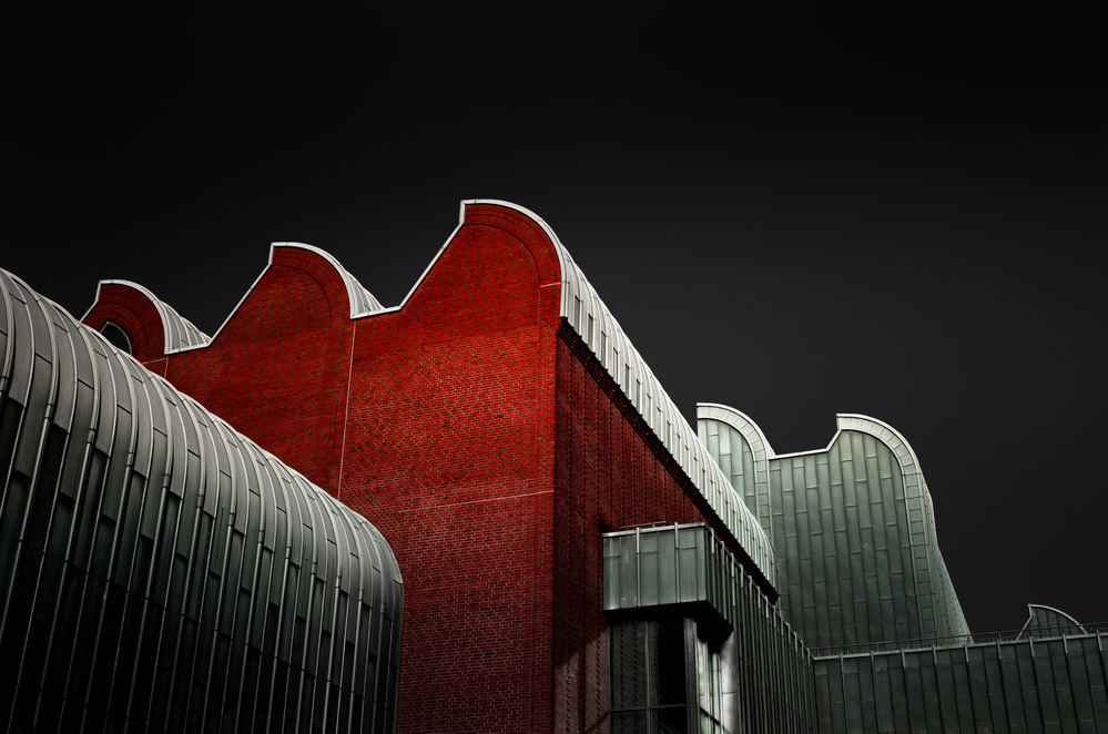 View this piece of fine art photography titled Urban Curvatures by Anna &amp Martin Wacker