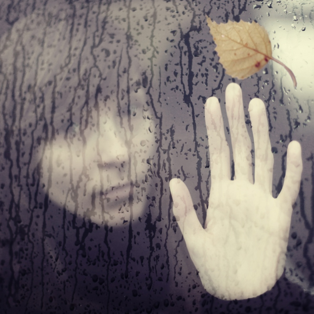 A piece of fine art art photography titled The Last Leaf by marinastudio