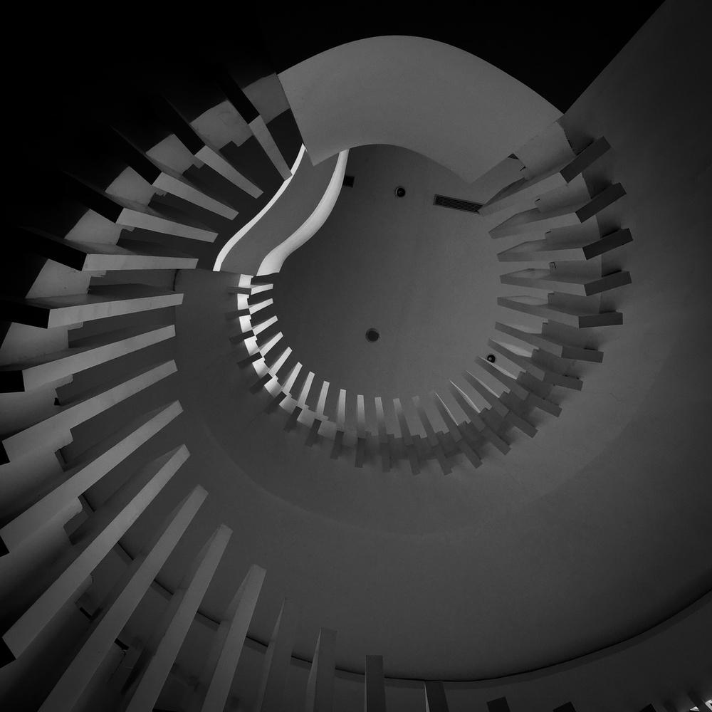 A piece of fine art art photography titled Swirl by bonifasius wahyu adi f