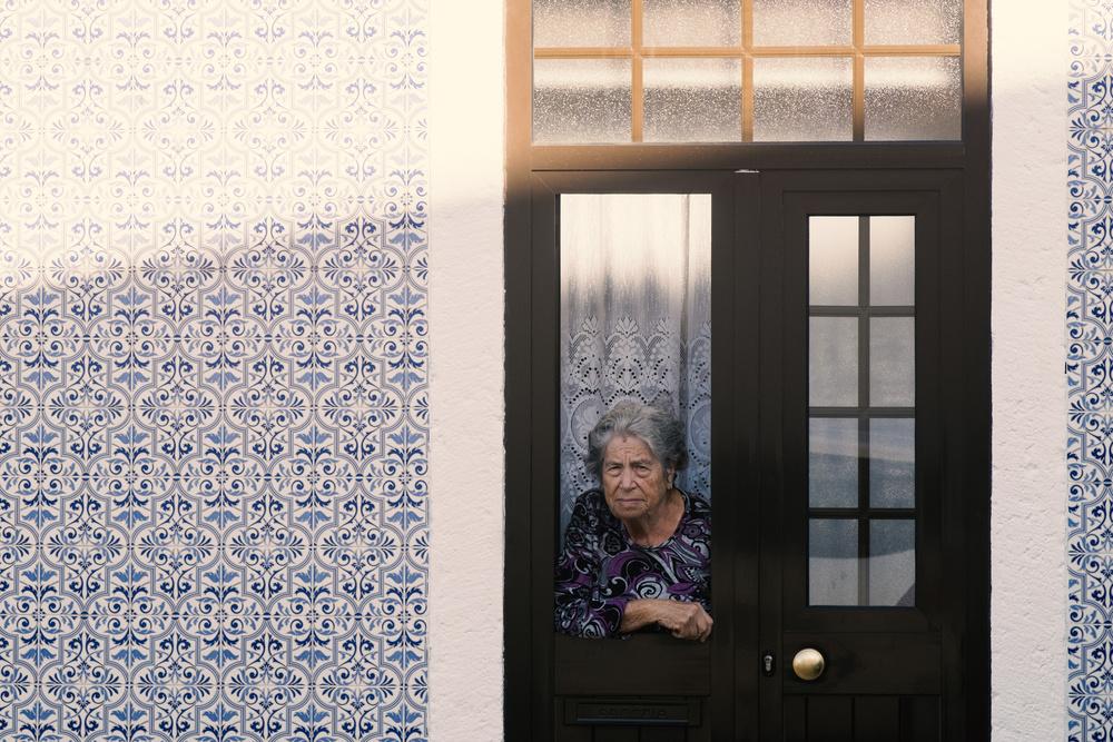 A piece of fine art art photography titled Close to Sunset by Saber Adavi