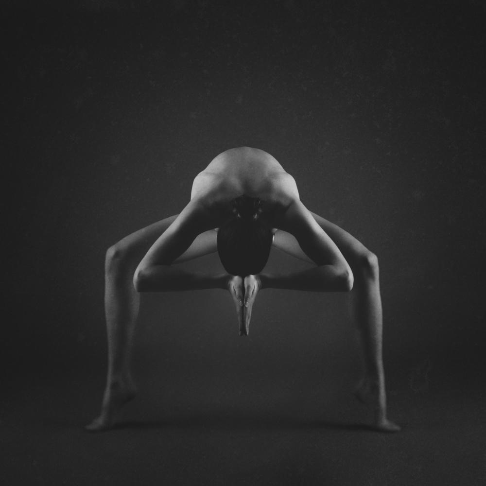 A piece of fine art art photography titled Zen by Patrick Odorizzi