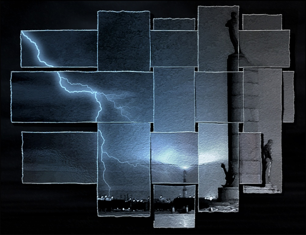 A piece of fine art art photography titled Ostenda by Lorenzo Ravasco