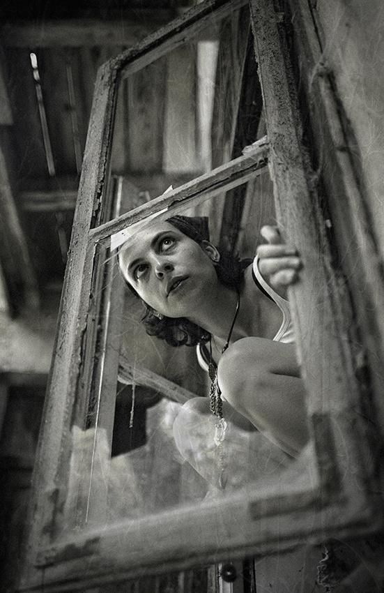 A piece of fine art art photography titled Escape by tommykolev