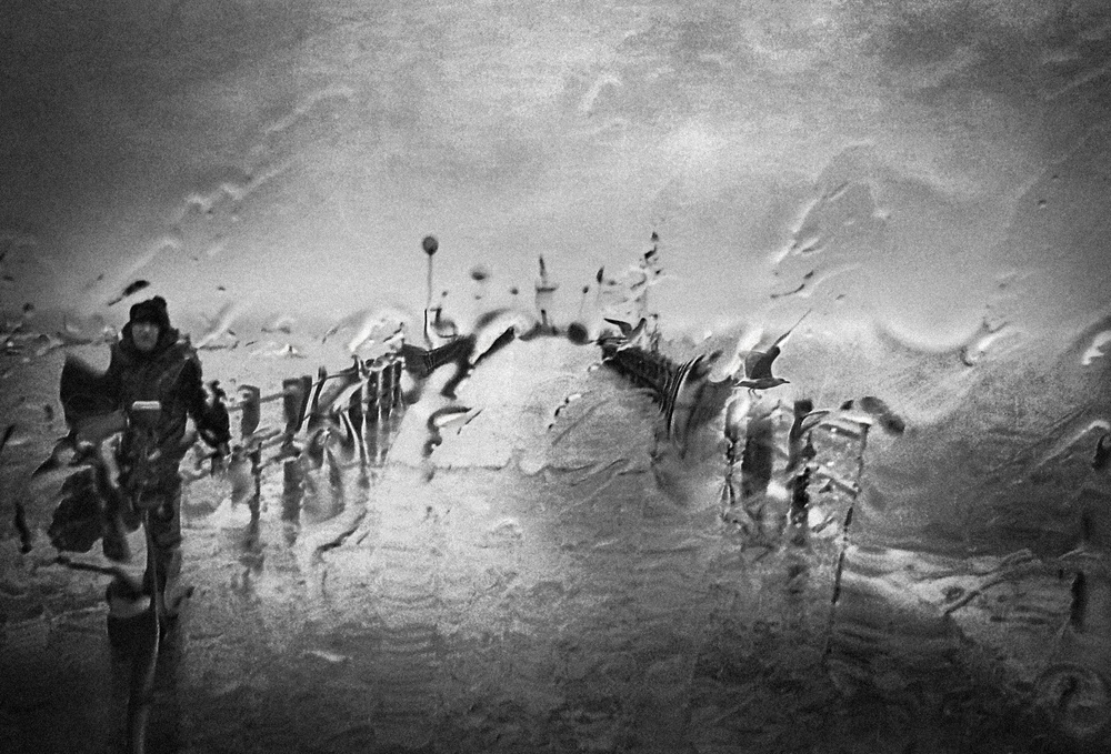 A piece of fine art art photography titled Alcochete by Fernando Jorge Gonçalves