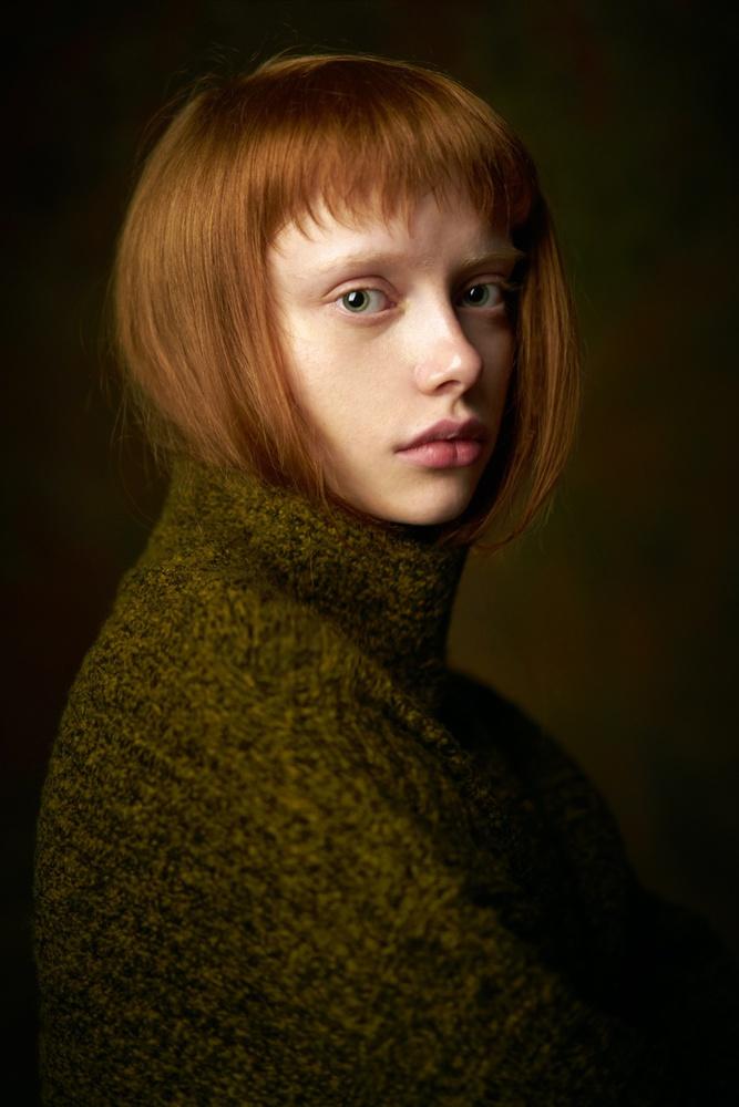 A piece of fine art art photography titled Untitled by Alexander Vinogradov