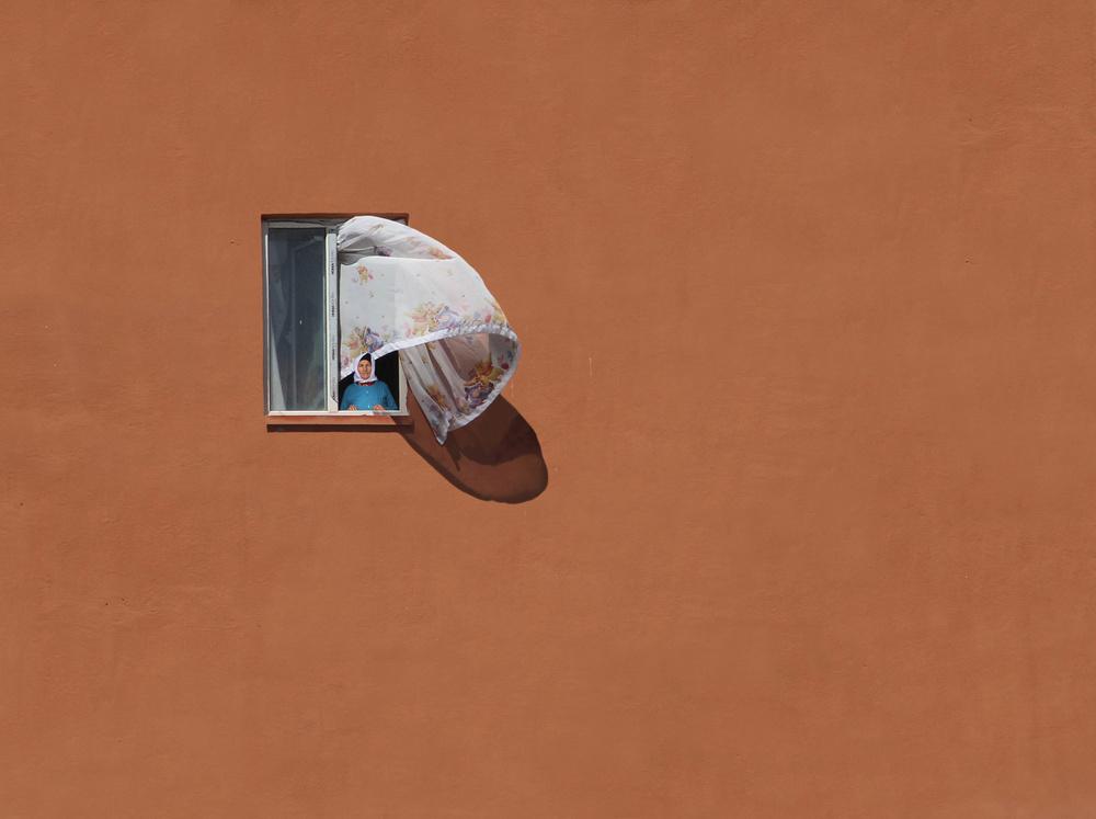 A piece of fine art art photography titled Window by mostafa nodeh