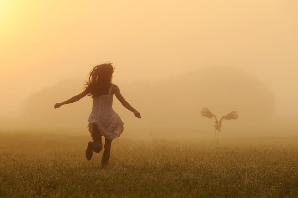 A piece of fine art art photography titled End of Summer by Sebastian Luczywo