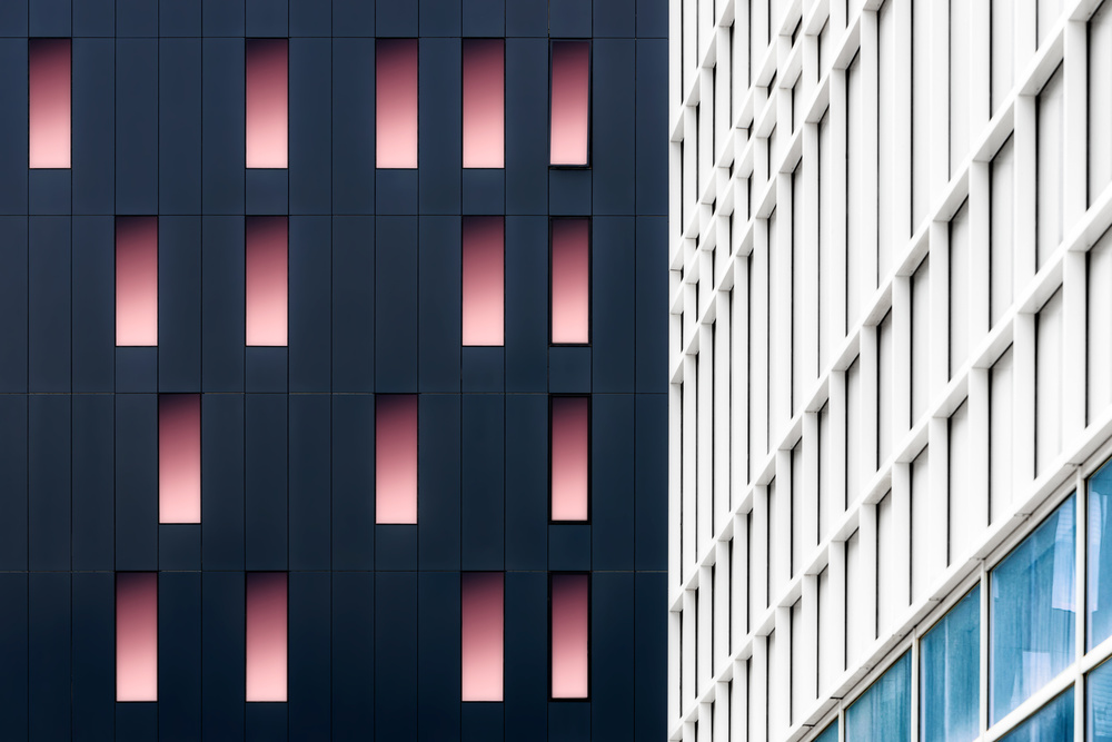 View this piece of fine art photography titled Facades by Alon jacobi