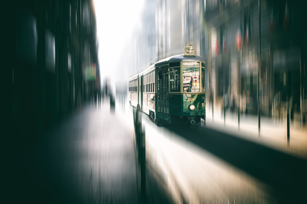 A piece of fine art art photography titled Confusion by Matteo Musetti