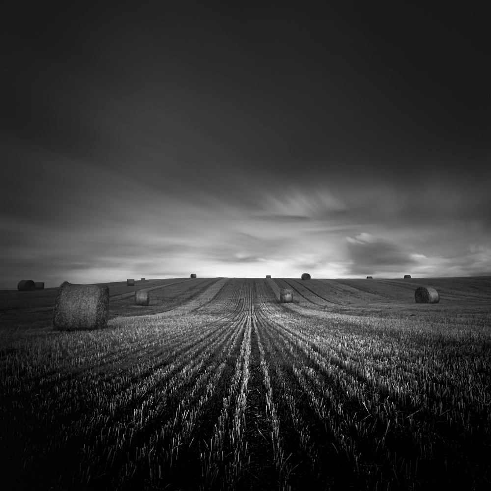 View this piece of fine art photography titled After the Harvest by Mats Reslow