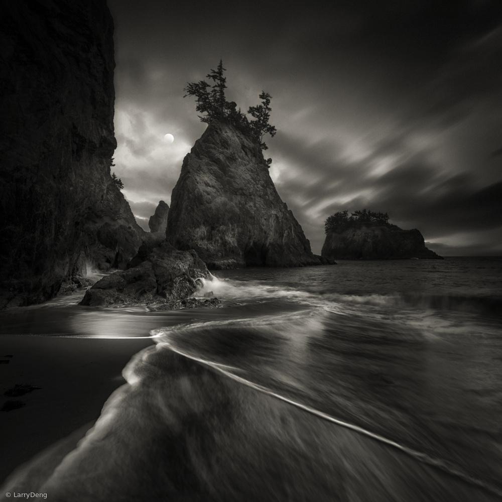 View this piece of fine art photography titled Secret Beach by Aleksandrova Karina