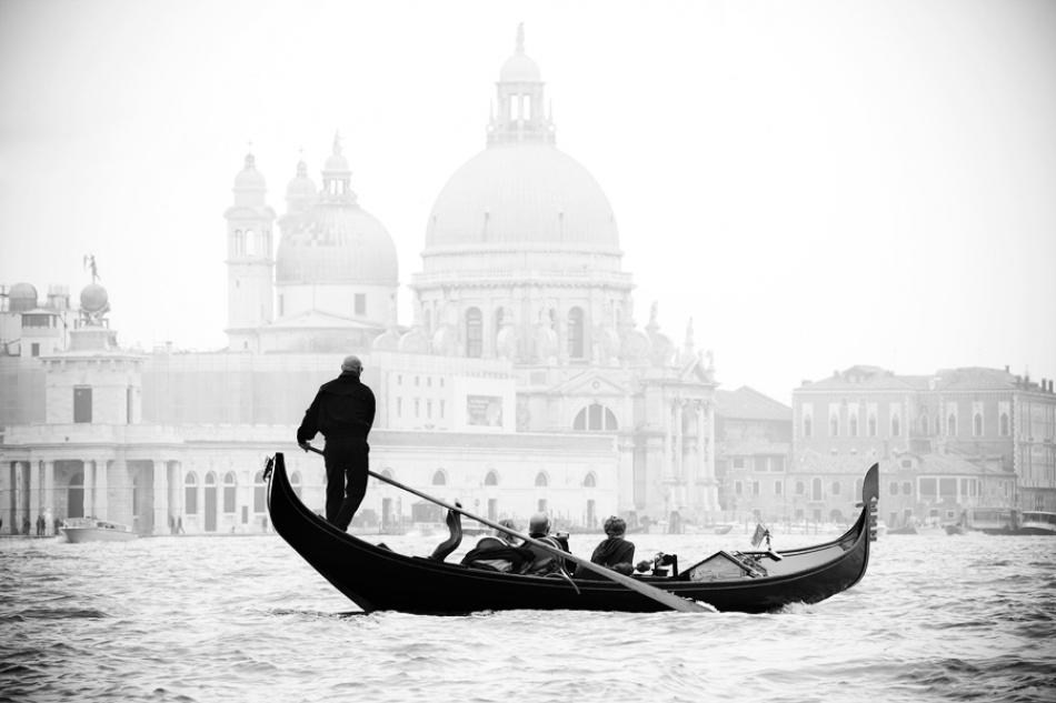 A piece of fine art art photography titled Venice by Marcis Baltskars