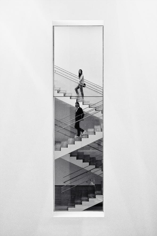 A piece of fine art art photography titled La Cara Oculta by Matjaz Jerman