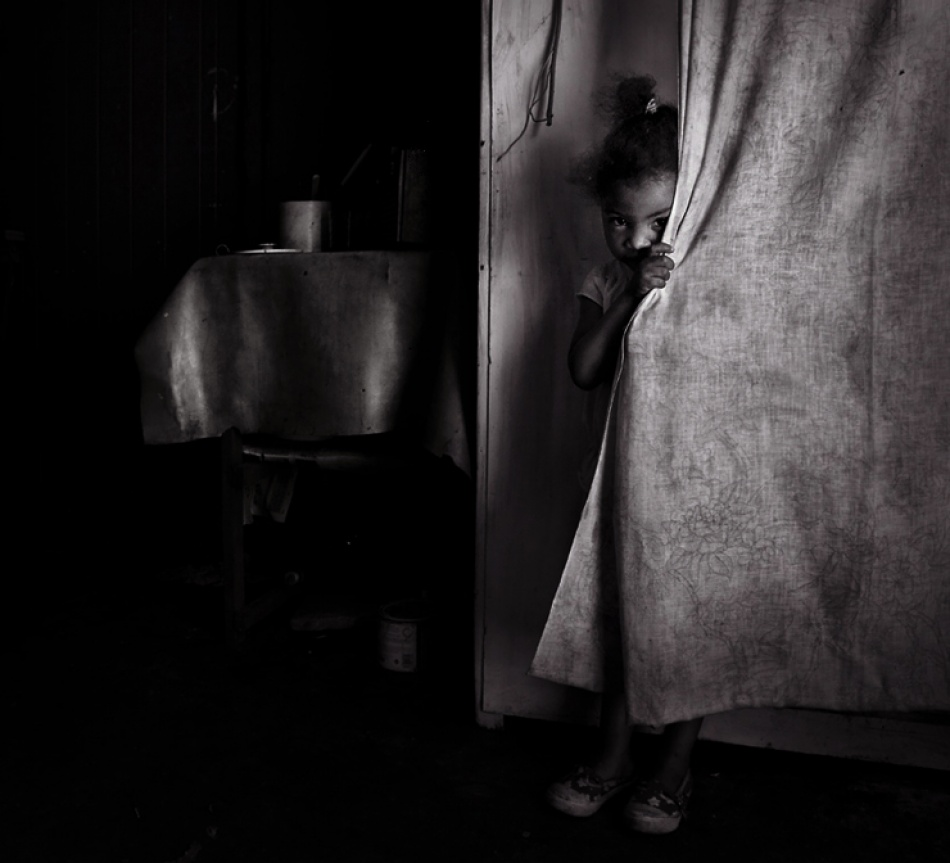 A piece of fine art art photography titled On Stage at Home: Young Visions by Andre du Plessis FRPS