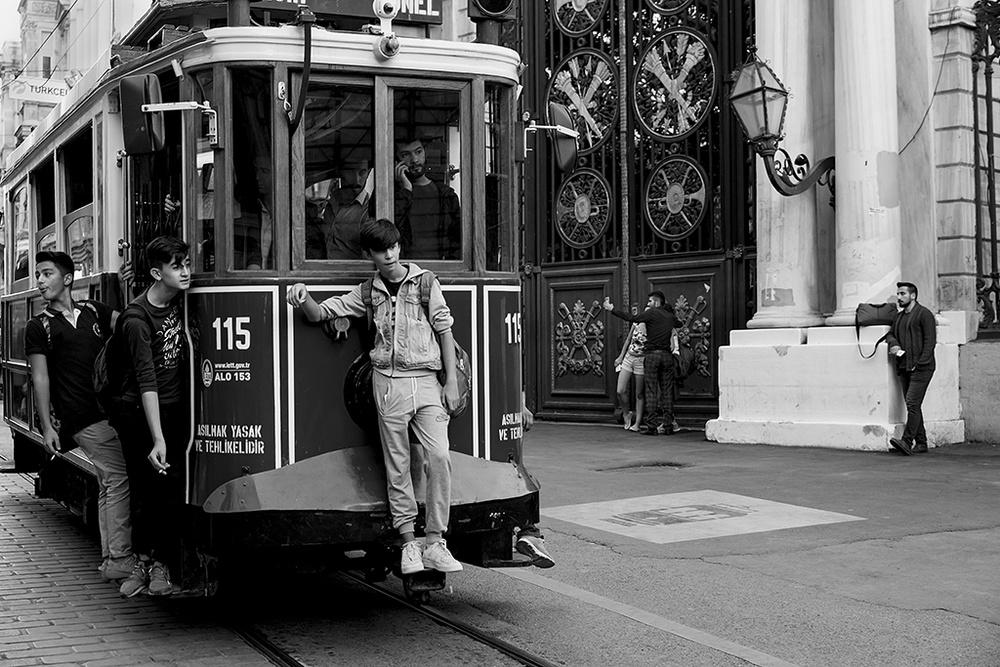 Istıklal street / Istanbul