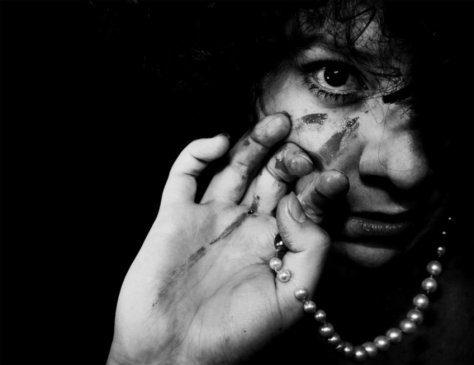 A piece of fine art art photography titled Medea by Edda Grol