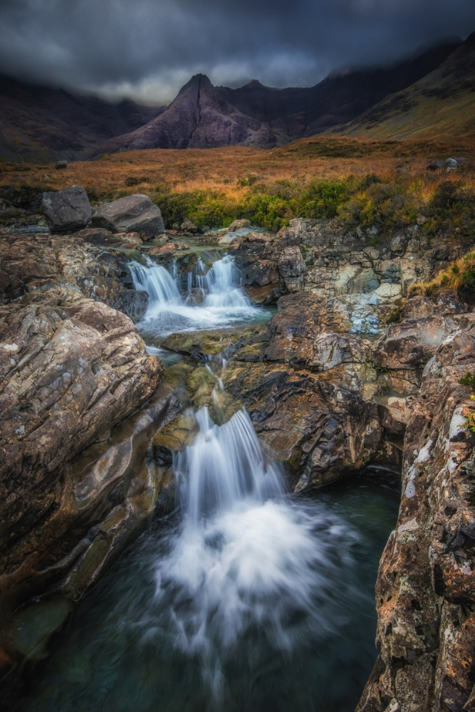 Fairy Pools In The Fall