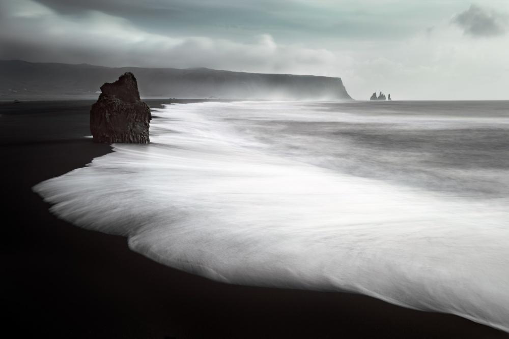 The Black Beach