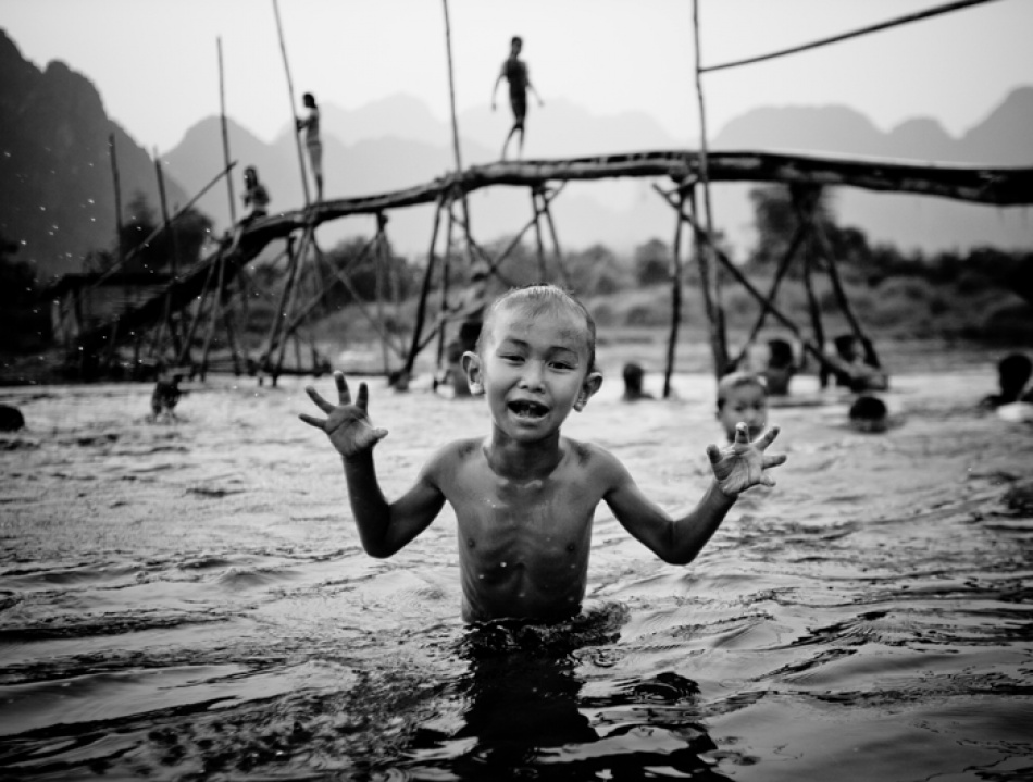 A piece of fine art art photography titled Little Loas Monsters by Falsalama
