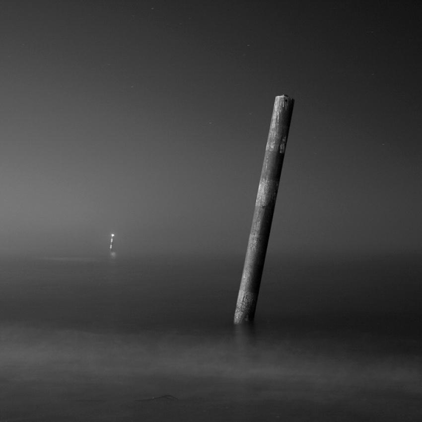 A piece of fine art art photography titled Communication by F. Monteiro